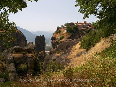 Grand Meteora monastery