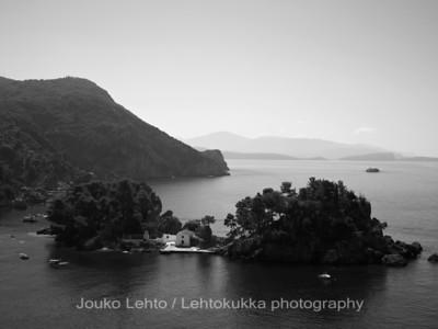 Parga 143; Panagias Island