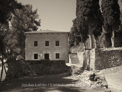 Parga 176: Venetian castle