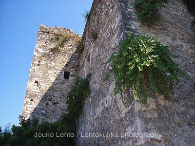 Parga 464: Venetian castle