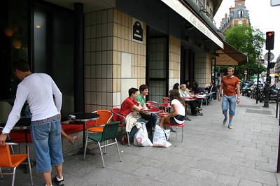 Kohvik Etienne Marcel