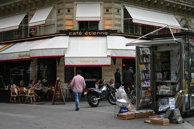 Restoran Café Étienne