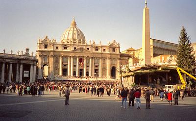 Sint Pieter Vaticaan