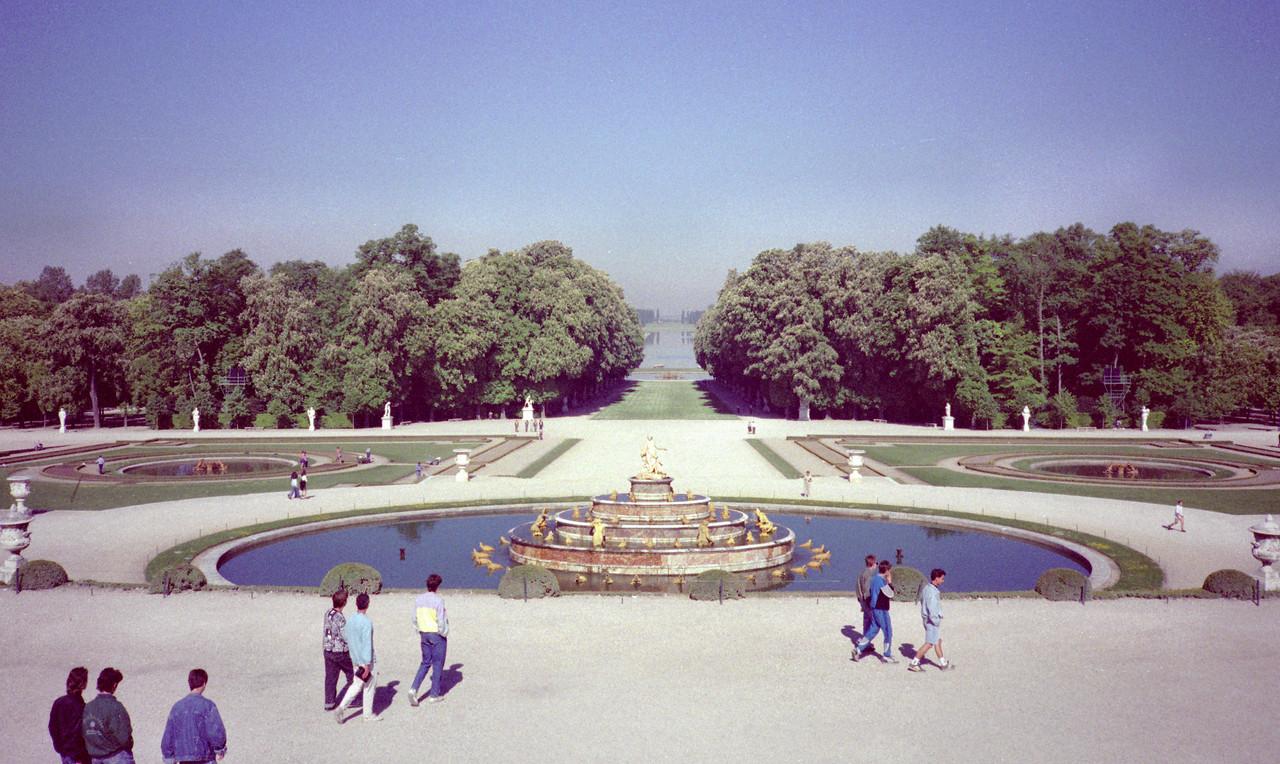 Parijs april 1989