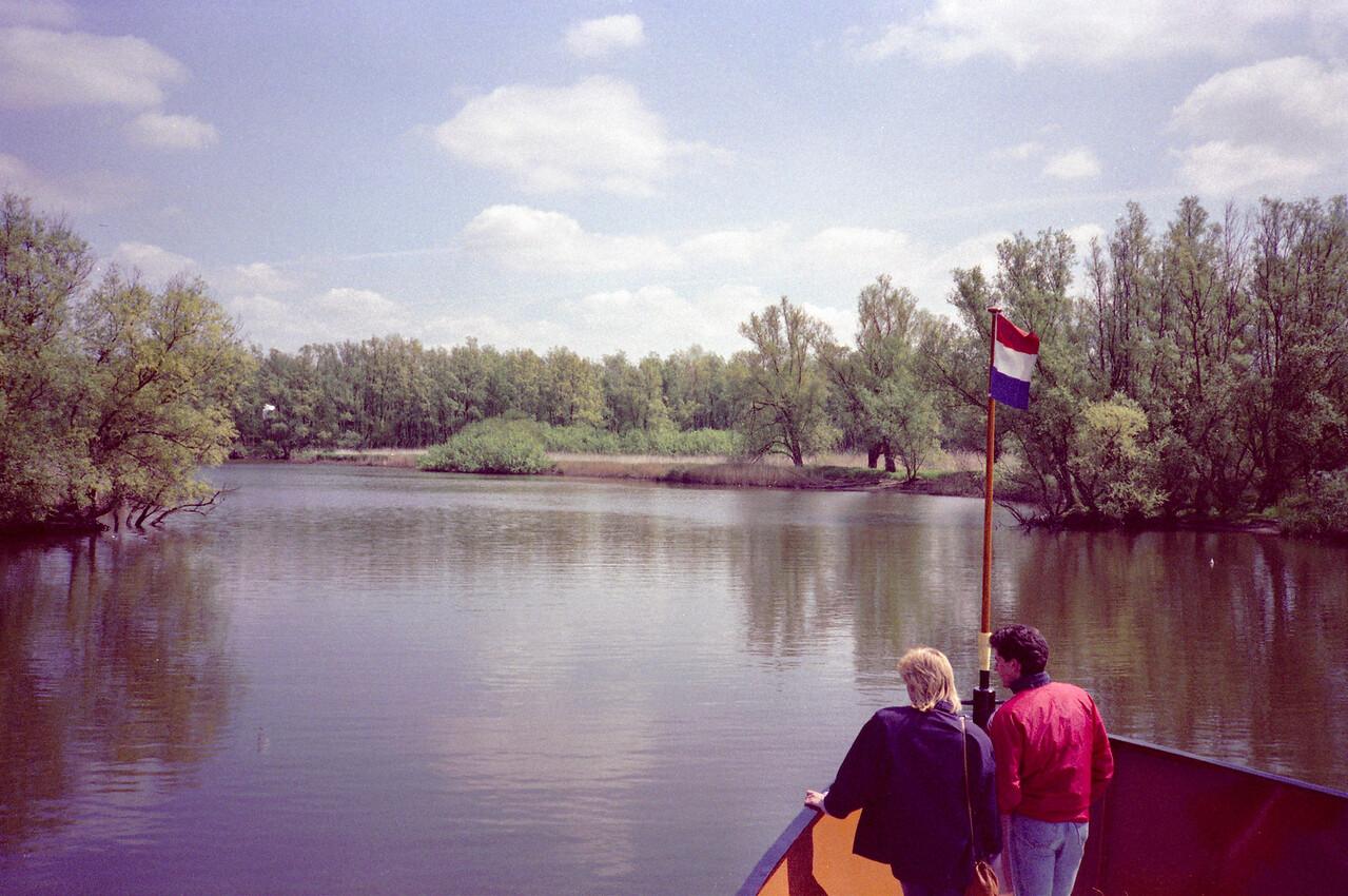 Rondvaart Biesbos