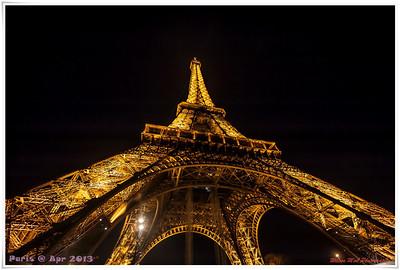 Paris(巴黎) - Apr 2013