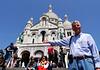 """Ed.  """"The Sacred-Heart Basilica of Montmarte"""".  Paris. 04 June 2013.<br /> <br /> <a href=""""http://ezinearticles.com/?Paris-Montmartre-The-Sacre-Coeur-Basilica&id=7408193"""">http://ezinearticles.com/?Paris-Montmartre-The-Sacre-Coeur-Basilica&id=7408193</a>"""