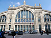 Paris Gare Du Nord train station. 04 June 2013.