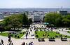 "View from the steps of ""The Sacred-Heart Basilica of Montmarte"".  Paris. 04 June 2013.<br /> <br /> <a href=""http://ezinearticles.com/?Paris-Montmartre-The-Sacre-Coeur-Basilica&id=7408193"">http://ezinearticles.com/?Paris-Montmartre-The-Sacre-Coeur-Basilica&id=7408193</a>"