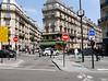 A street in Paris. 04 June 2013.