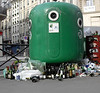 Paris recycles - and they need to!