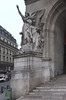 Outside the Paris Opera