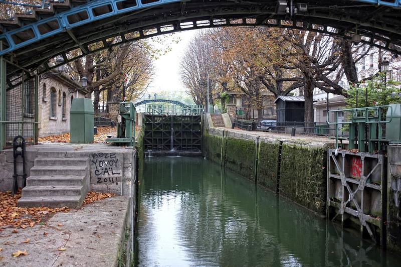 St Martin canal