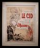Le Cid poster