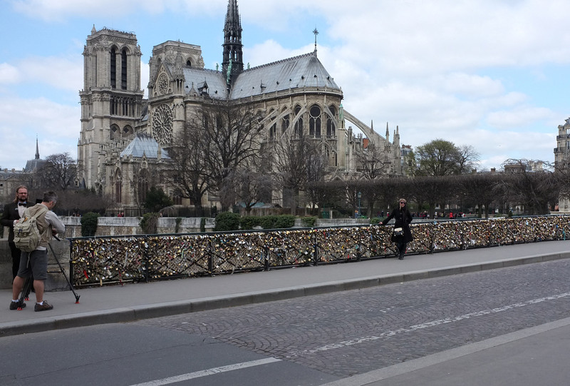 Pont and Notre Dame