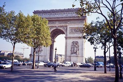 Paris 1988 and 1990