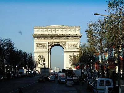 Paris 2001 Point & Shoot Camera