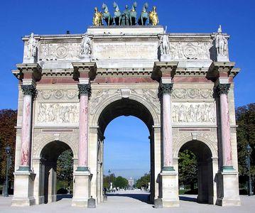 Arc du Carousel