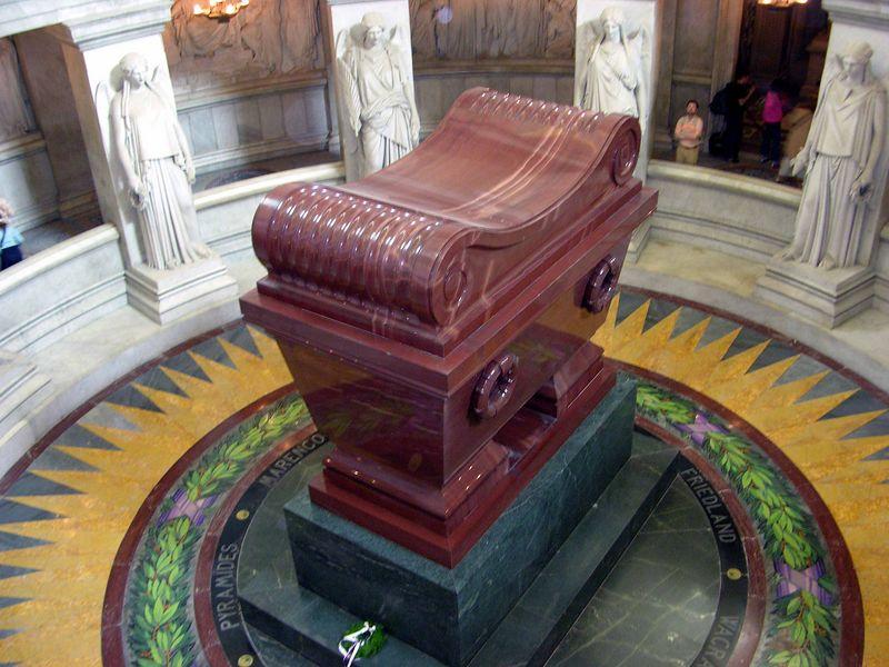 Tombeau de l'Empereur:  Napoleon's Tomb