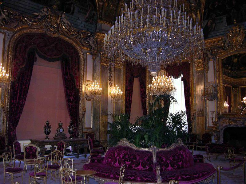 Napoleon III's Grande Salon