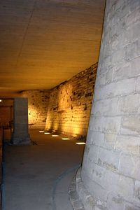 The Louvre Dungeon