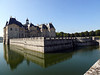 Vaux le Vicomte- View of the front from a little better angle for this time of the day.