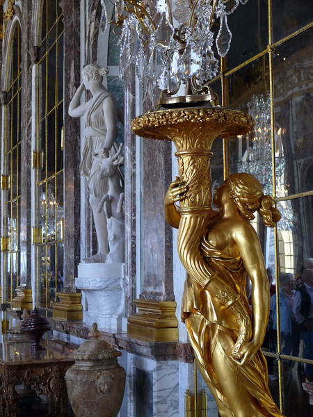 Hall of Mirrors- Versailles