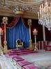 Throne Room of Napoleon Bonaparte- Fontainbleau