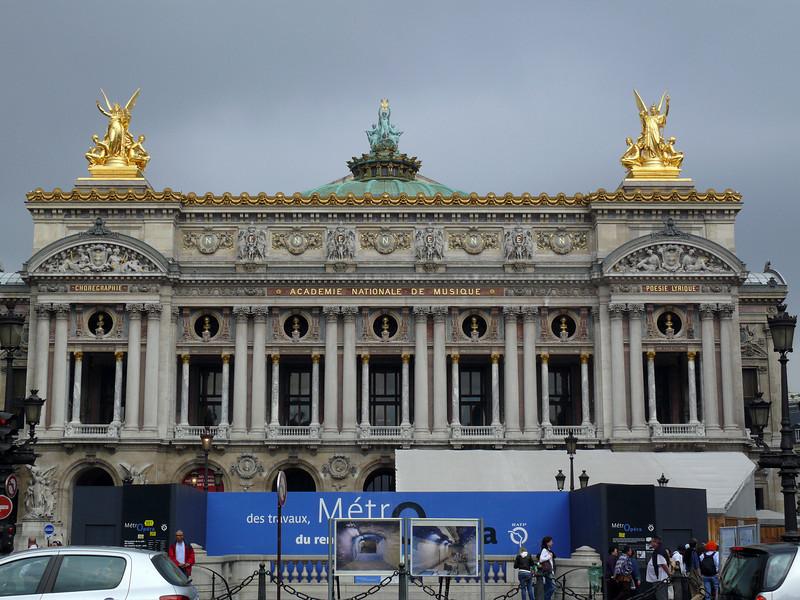 Opera Garnier- Paris
