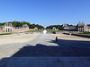 View from the front entry- Vaux le Vicomte