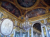 Detail of War Room. The opening to the right is going into the Hall of Mirrors- Versailles