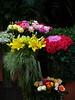 Flowers at a shop- Paris