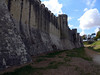 City walls of Provins, France