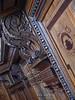 detail of woodwork. Chapel- Chantilly