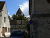 View of Tour Cesar- Provins, France