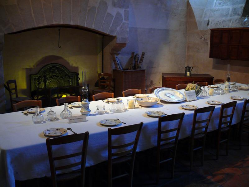 Kitchen- Vaux Le Vicomte