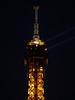 Eiffel Tower- Closeup