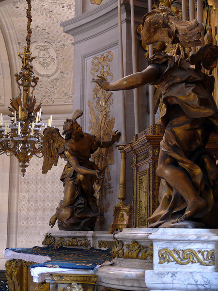Royal Chapel- Versailles