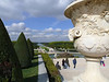Looking towards the Grand Canal- Versailles