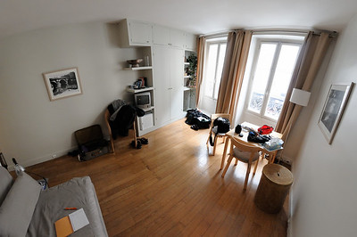 Our apartment.
