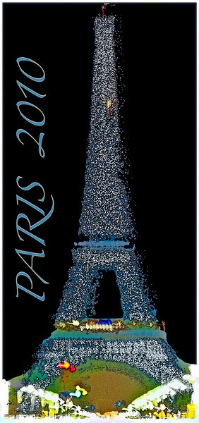 Eiffel Tower by Terry.