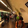 Metro boarding time at Gare du Nord...