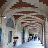 Place des Vosges, one side of arcade