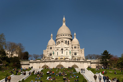Montmartre and Artists Village