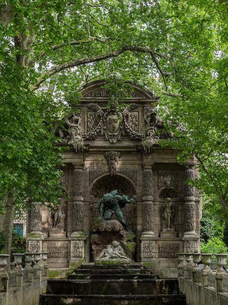 Medici Fountain- Luxembourg Gardens