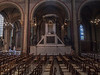 St. Germain Des Pres Church, Paris.