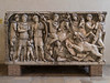 Roman Tomb.<br /> <br /> St. Remi Basilica Museum