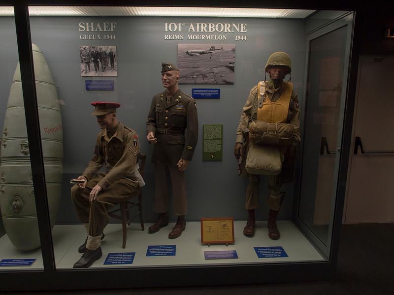 Surrender Museum, Reims, France.