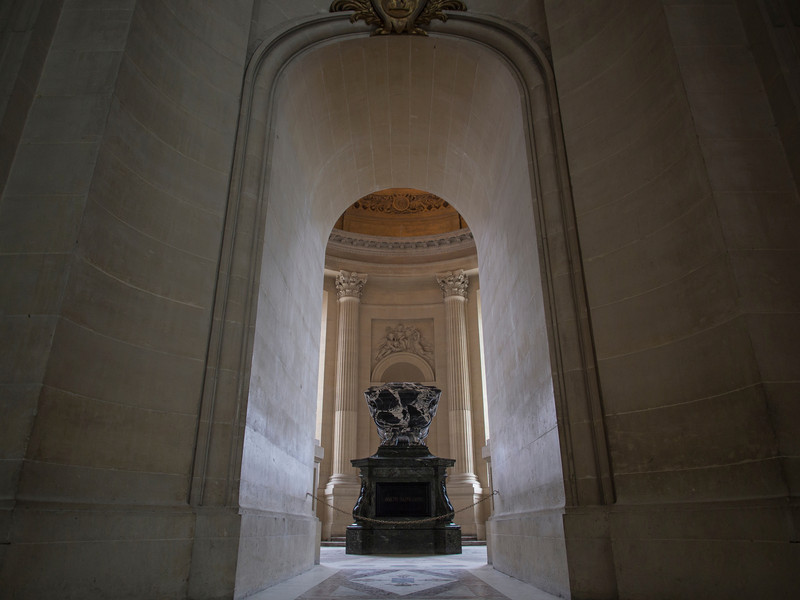 Tomb of Joseph Napoleon- Invalides