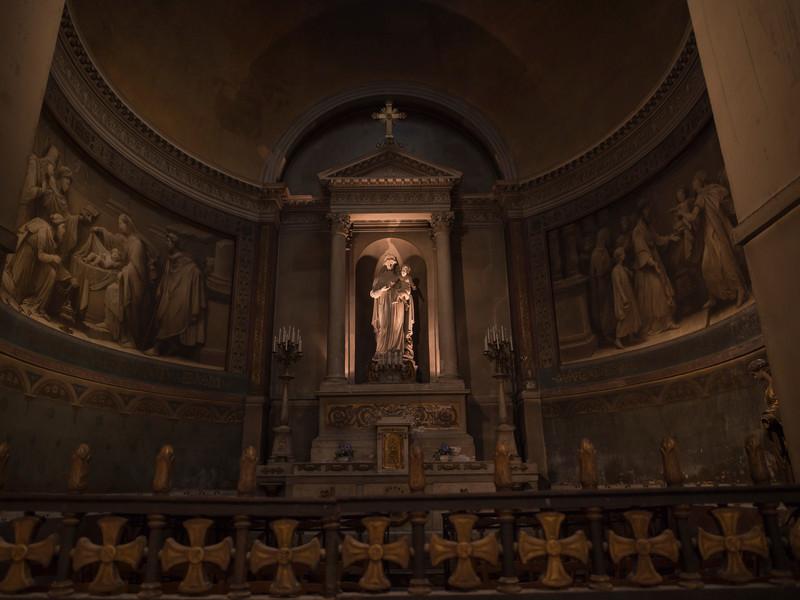 St. Germain Des Pres Church, Paris.
